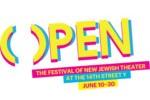 Open festival logo